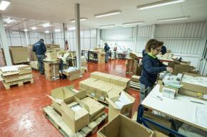 cadena logística de productos en nuestra empresa